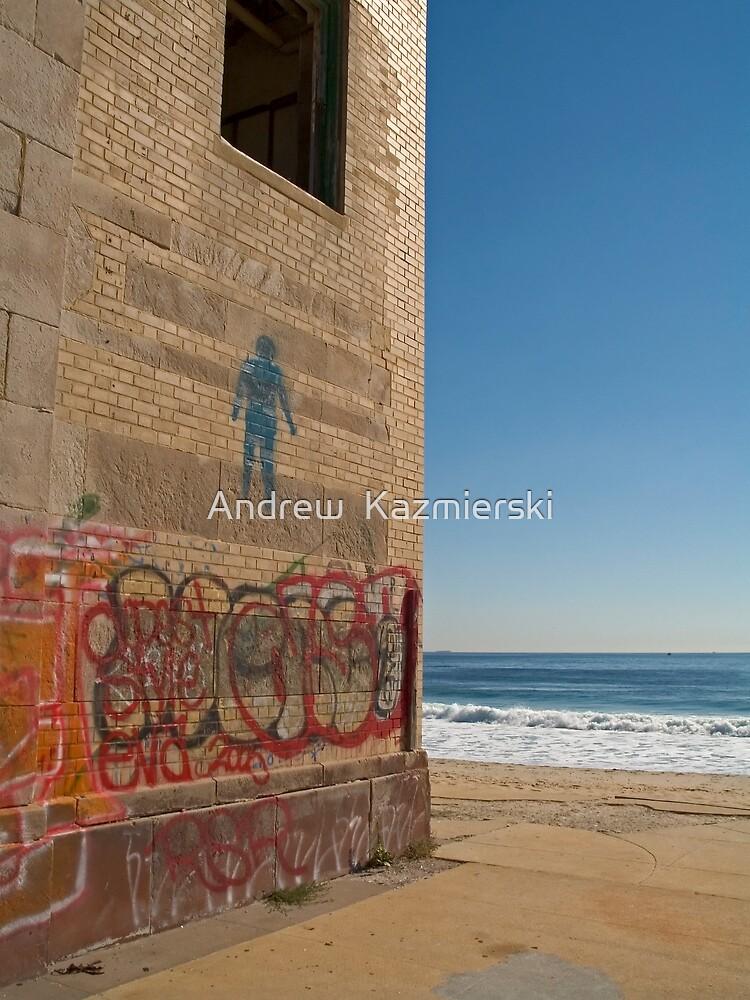 Beach Art by andykazie