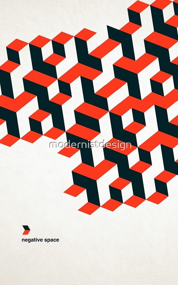 Modernist Negative Space by modernistdesign