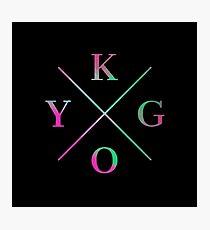 KYGO - Violet Photographic Print