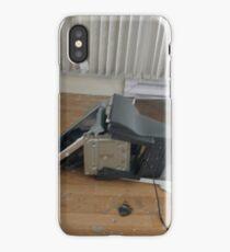 Monitor  iPhone Case/Skin