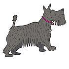 Dogs of San Francisco #2 by joanherlinger