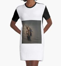 Martyr Graphic T-Shirt Dress