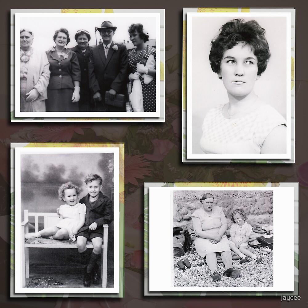 Family Portrait 4 by jaycee