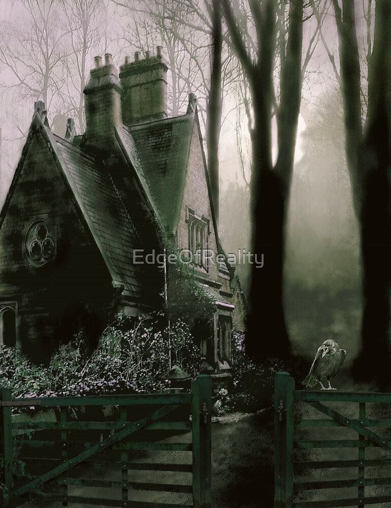 Ravens Gate by EdgeOfReality
