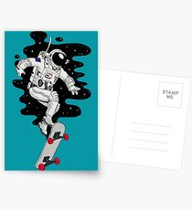Lift Off Postcards