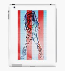RHR Patriot Girl iPad Case/Skin