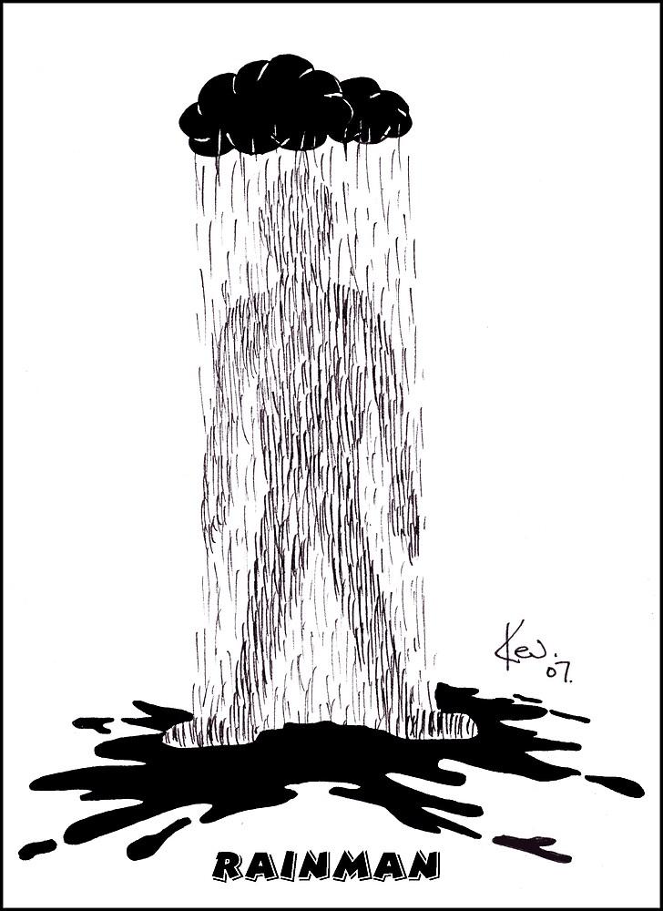 rainman by kev howlett