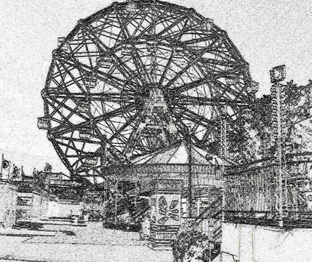 Wonder Wheel by deegarra