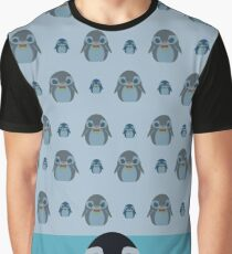 angry penguins  Graphic T-Shirt
