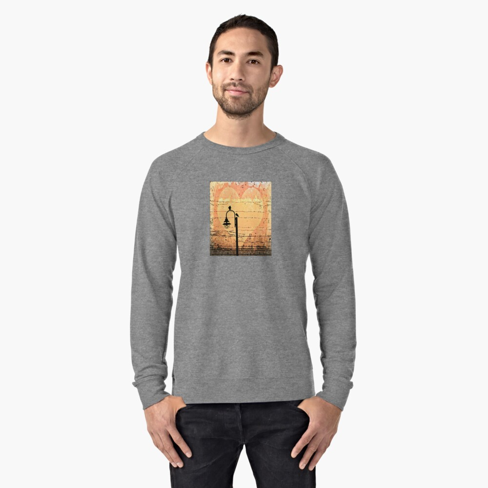 I'll Always Be There For You Lightweight Sweatshirt Front