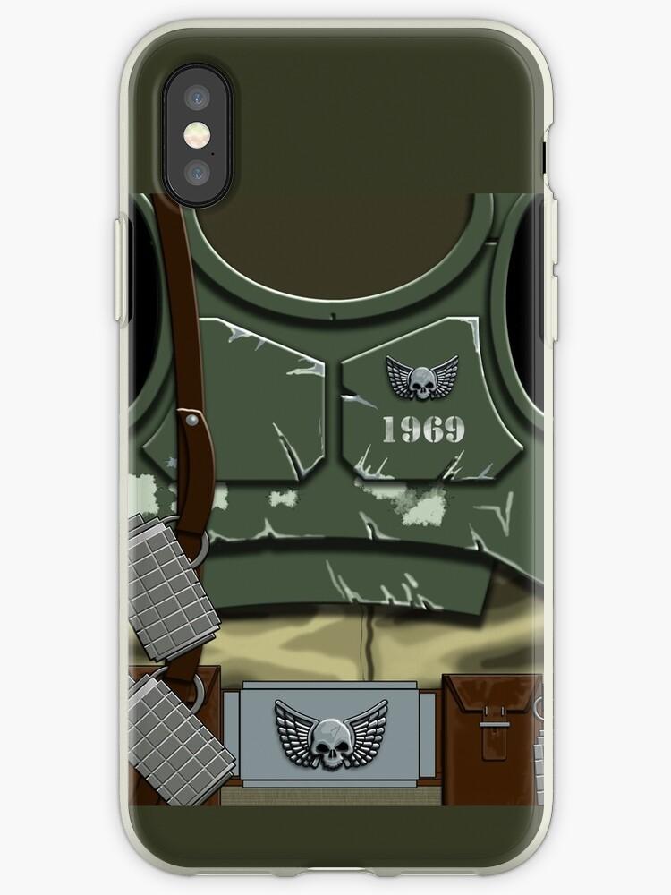 Guard 1969 Armour by MannyAndPeach