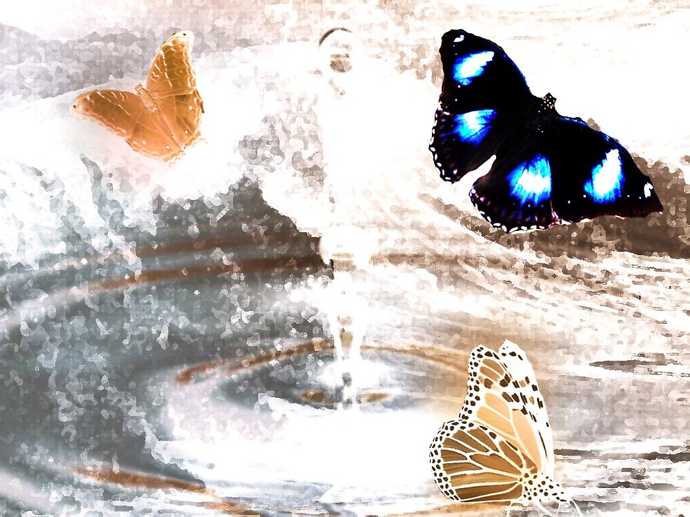 butterfly by Hannah2991