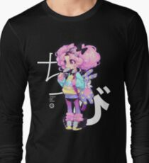 chibi Long Sleeve T-Shirt