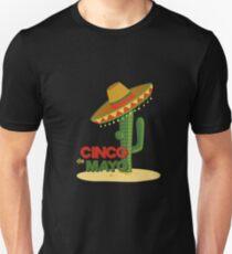Cinco De Mayo T Shirt - Party Decorations - Pinata - Sombrero - Novelty - Mexican Unisex T-Shirt