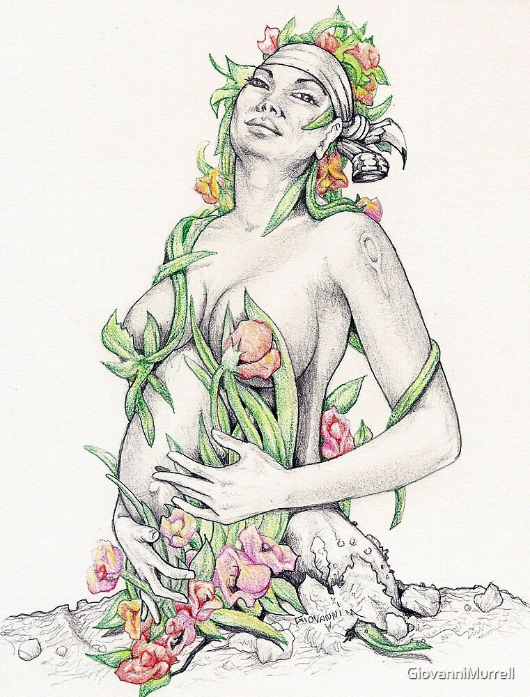 Mother Earth by GiovanniMurrell