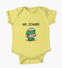 MR. ZOMBIE One Piece - Short Sleeve