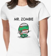 MR. ZOMBIE Women's Fitted T-Shirt