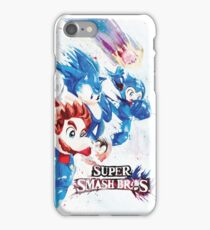 Smash Bros jump out iPhone Case/Skin