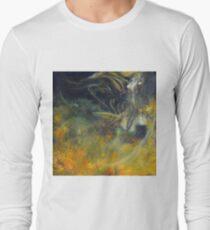 Saving My Heart, 100-100cm, 2017, oil on canvas T-Shirt