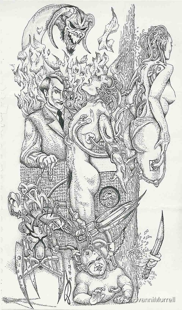 My Matrix by GiovanniMurrell