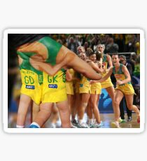 2015 Netball World Cup Sticker
