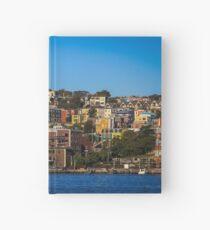 St. John's Harbour Hardcover Journal