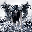The Dark Faerie by WanderingSoulArt