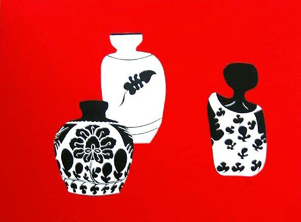 Cizhou Trio by Robyn Cross