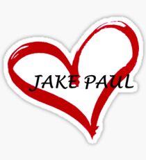 JAKE PAUL Sticker