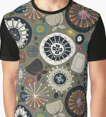 blooms moss Graphic T-Shirt