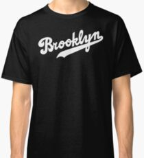Brooklyn Logo 1 Classic T-Shirt