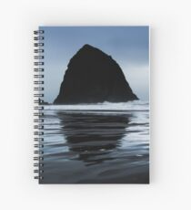 Haystack Rock Spiral Notebook
