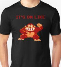 Its On Like Donkey Kong Unisex T-Shirt