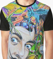 Dahli Dreaming Graphic T-Shirt