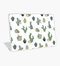 Cacti Cats Laptop Skin