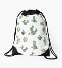 Mochila de cuerdas Gatos de cactus