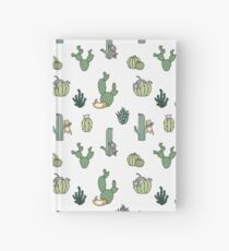 Cacti Cats Hardcover Journal