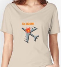 KaBoom Women's Relaxed Fit T-Shirt