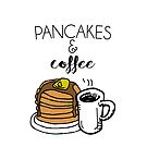 CaptainSwan Pancakes & Coffee by CapnMarshmallow