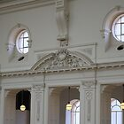 Two Round Windows by kalaryder