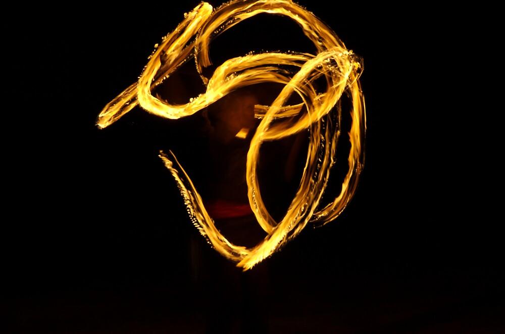 Fire Fight by Rowan Stenhouse