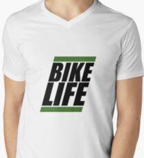 Bikelife Men's V-Neck T-Shirt