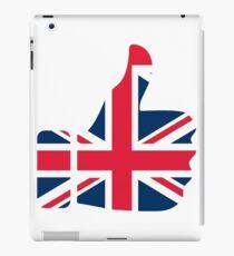 Good Up United Kingdom Britain iPad Case/Skin