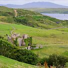 Clifden Castle by TonyCrehan