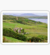 Clifden Castle Sticker