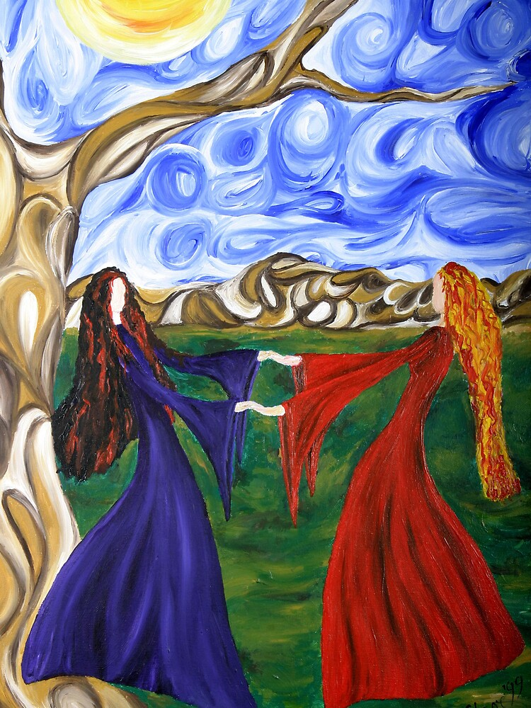 """""""Sisters"""" 1999 by ClareW"""
