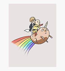 Saitama Rainbow  Photographic Print