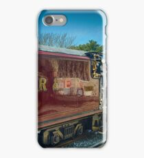 Steaming iPhone Case/Skin