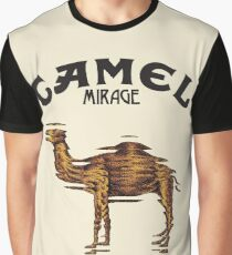 Camel Mirage Band Graphic T-Shirt
