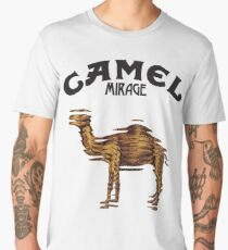 Camel Mirage Band Men's Premium T-Shirt